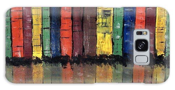 Big City Color Galaxy Case by Kathy Sheeran