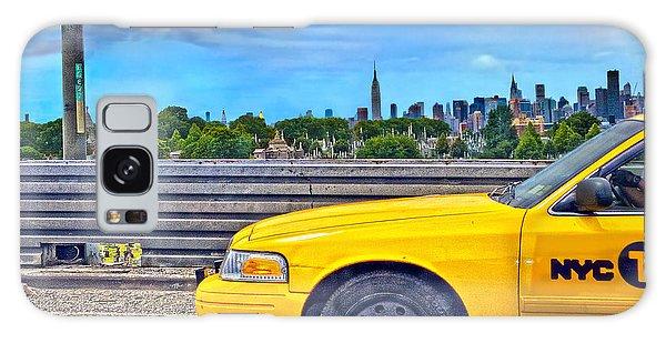 Big Yellow Taxi Galaxy Case