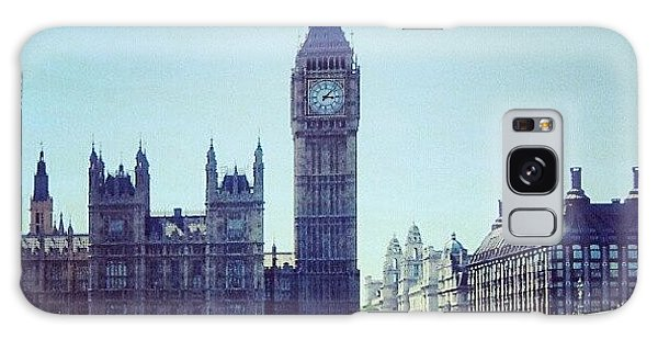 Classic Galaxy Case - #bigben #buildings #westminster by Abdelrahman Alawwad