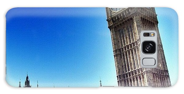 London Galaxy Case - #bigben #uk #england #london2012 by Abdelrahman Alawwad