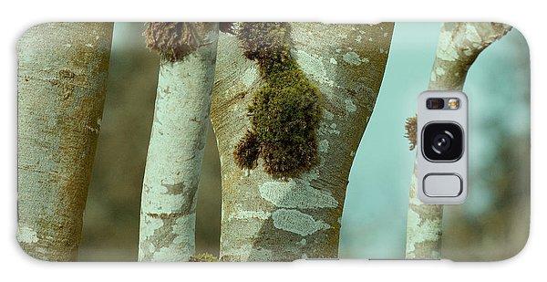 Tree Galaxy Case - Birch by Bonnie Bruno