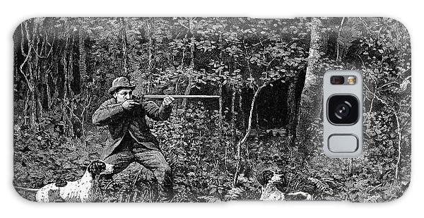 Bird Shooting, 1886 Galaxy Case