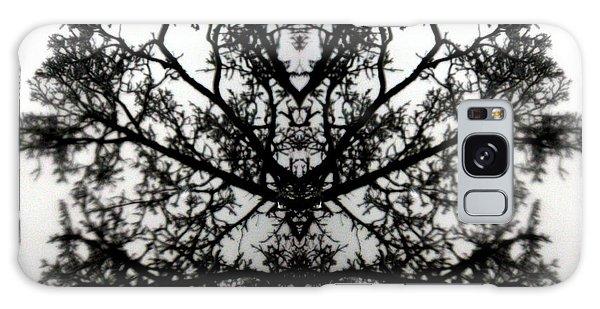 Black Mold Galaxy Case by Amy Sorrell