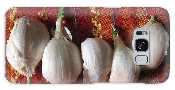 Blooming Garlic Bulbs Galaxy Case