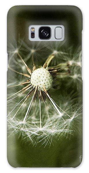 Blown Dandelion Galaxy Case by Agnieszka Kubica