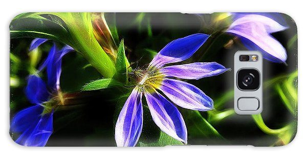 Blue Ballet Galaxy Case by Judi Bagwell