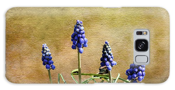 Blue Bells Galaxy Case by Rick Friedle