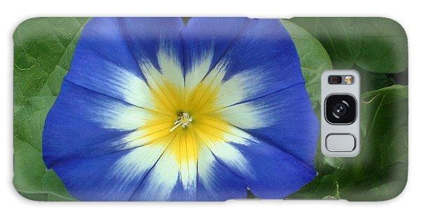 Galaxy Case - Blue Burst by Bonfire Photography