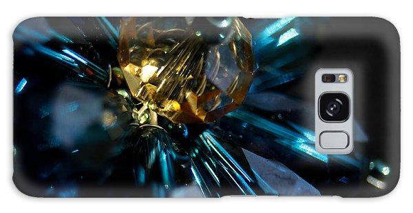 Blue Dazzle Galaxy Case