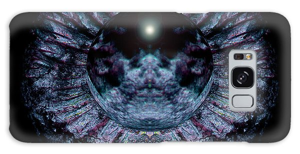 Blue Eye Sphere Galaxy Case