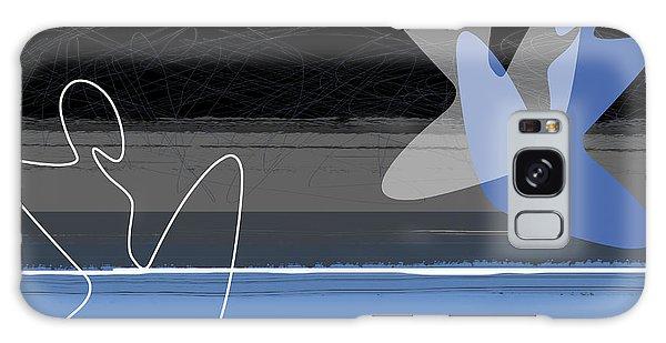 Figurative Galaxy Case - Blue Girls by Naxart Studio