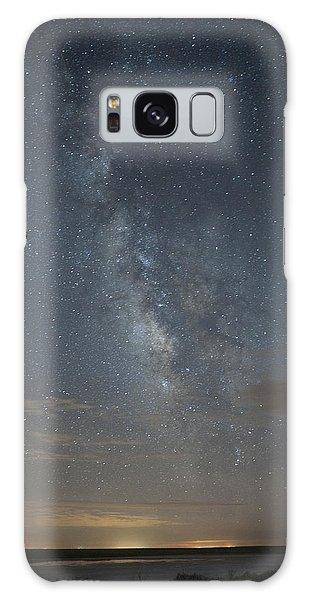 Blue Milky Way Galaxy Case