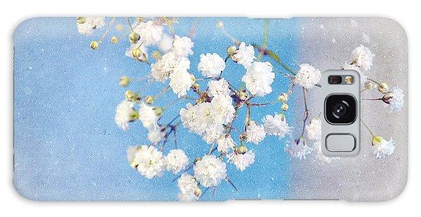 Blue Morning Galaxy Case by Lyn Randle