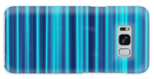 Blue Screen Galaxy Case by Jeff Iverson