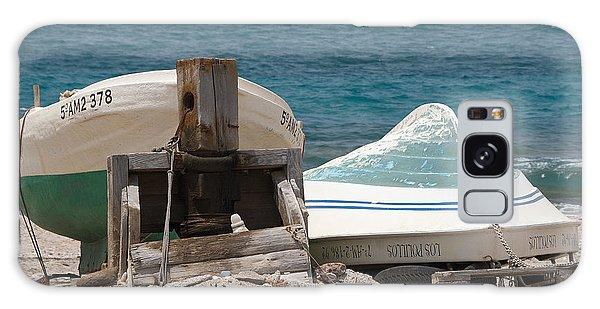 Blue Skiffs Spain Galaxy Case