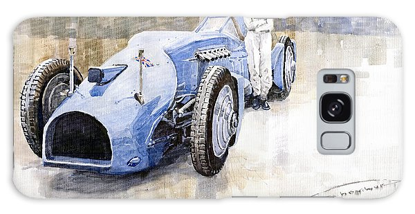 Bluebird Galaxy Case - Bluebird 1933 Daytona Malkolm Campbell by Yuriy Shevchuk