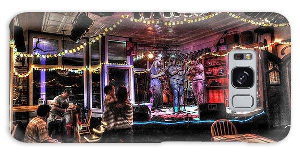 Bluegrass Band Playing Galaxy Case