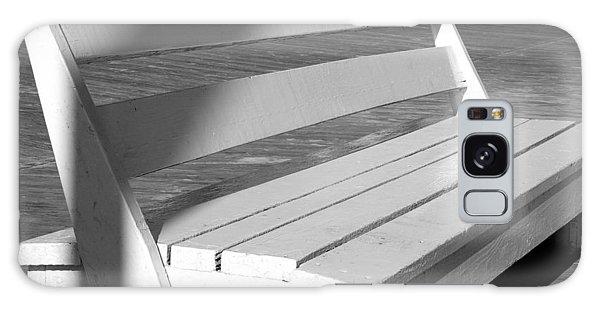 Boardwalk Bench Galaxy Case