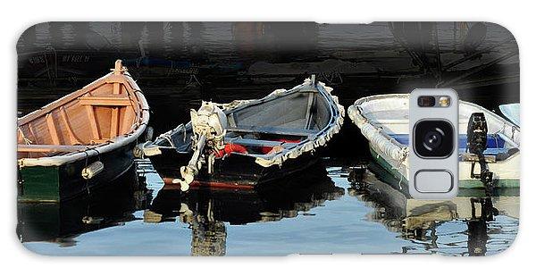 Boats Galaxy Case by Joanne Brown