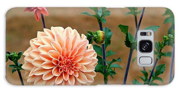 Bodaciously Orange Galaxy Case by Jeanette C Landstrom