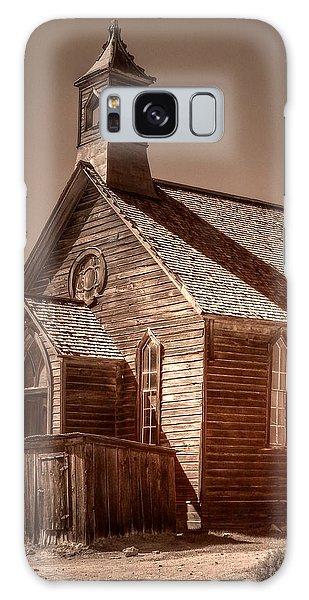 Bodie Galaxy Case - Bodie State Historic Park California Church by Scott McGuire