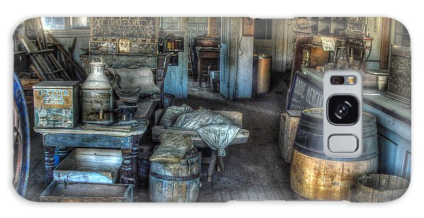 Bodie Galaxy Case - Bodie State Historic Park California General Store by Scott McGuire