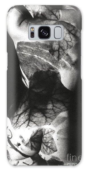 Body Projection Woman - Duplex Galaxy Case