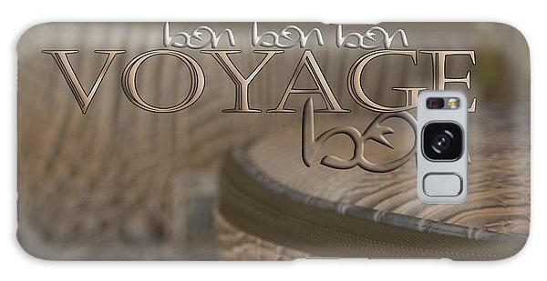Bon Voyage Galaxy Case by Vicki Ferrari Photography