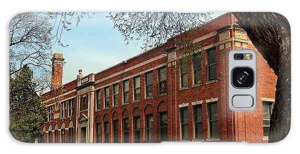 Border Star Elementary School Kansas City Missouri Galaxy Case