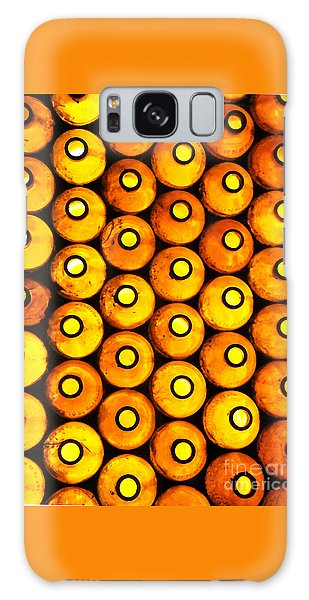Bottle Pattern Galaxy Case by Nareeta Martin
