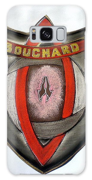 Bouchard Family Crest Galaxy Case by Ahonu