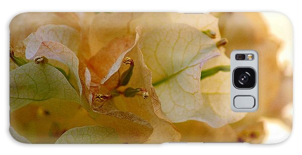 Bougainvillea Memory Galaxy Case