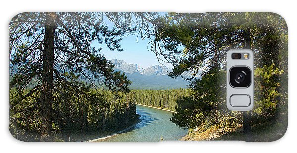 Bow River Galaxy Case by Bob and Nancy Kendrick