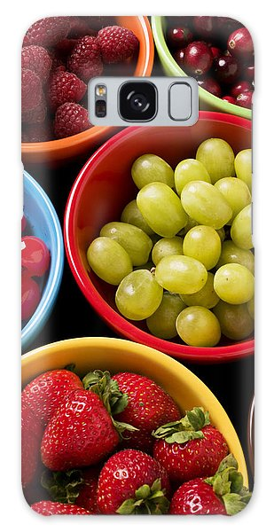 Bowls Of Fruit Galaxy S8 Case