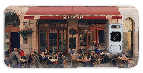 Brasserie Den Artiest In Leuven Galaxy Case
