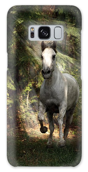 Breaking Dawn Gallop Galaxy Case by Wes and Dotty Weber