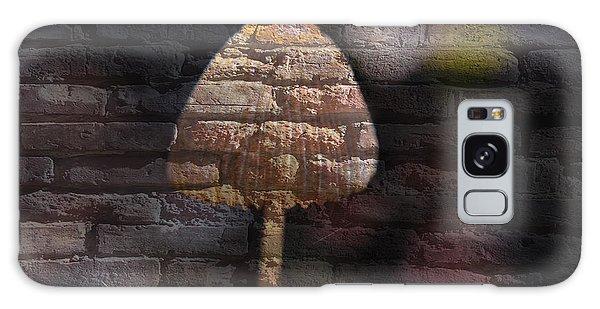 Brick Mushroom Galaxy Case by Eric Liller