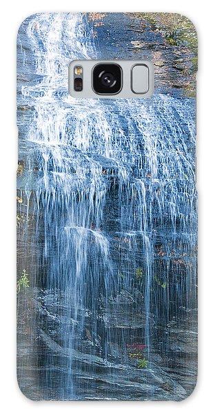 Bridal Veil Falls Galaxy Case by Kenneth Albin