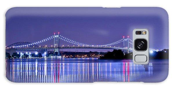 Tri-borough Bridge In Nyc Galaxy Case