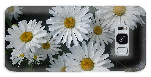 Bright Eyed Daisys Galaxy Case
