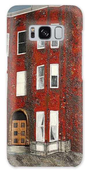 Bronx Building Galaxy Case