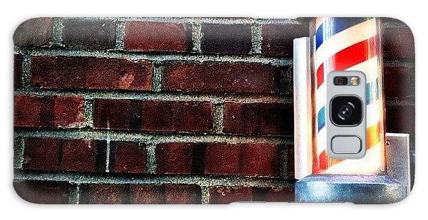 City Galaxy Case - Brooklyn Barber Shop.  by Luke Kingma