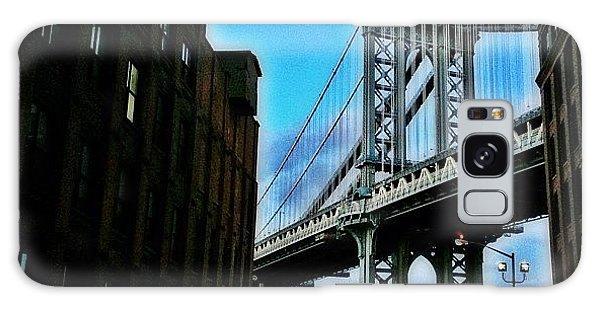 Skylines Galaxy Case - #brooklyn #ny #newyork #newyorker by Joel Lopez