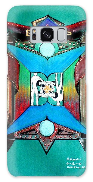 Brooks Family Crest Galaxy Case by Ahonu