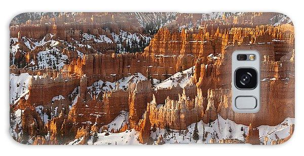 Bryce Canyon Morning Light  Galaxy Case