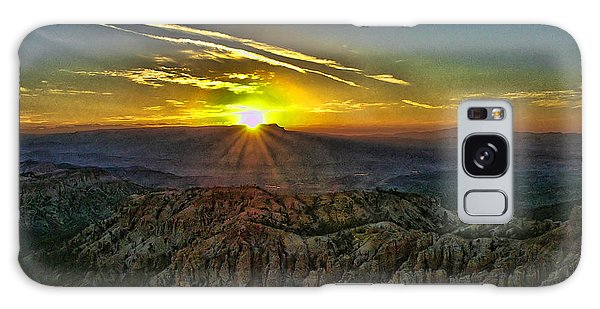 Bryce Canyon Sunrise Galaxy Case by Anne Rodkin