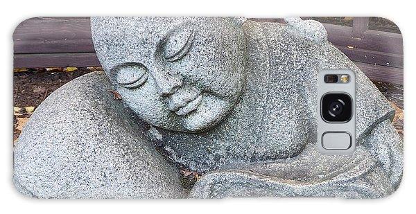Buddha Galaxy Case by Chalet Roome-Rigdon