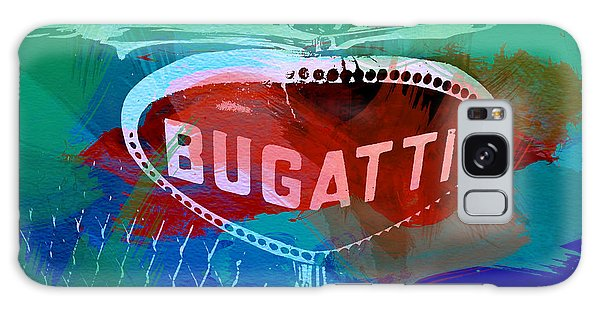 Automobile Galaxy Case - Bugatti Badge by Naxart Studio