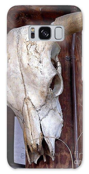 Bull Skull Galaxy Case