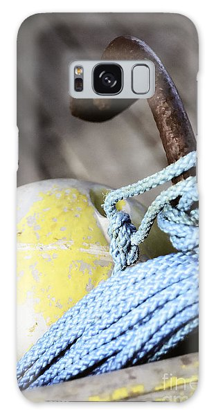 Buoy Rope And Anchor Galaxy Case